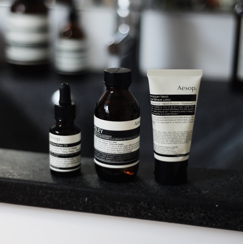 Aesop X BOYSINSPIRATION