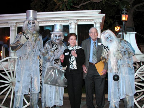 Harriet Burns, Blaine Gibson, and some hitchhiking ghosts, 2008.