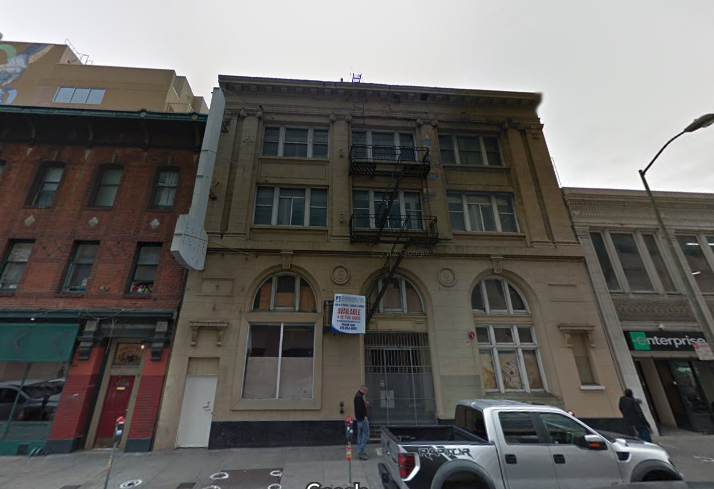 229 Ellis Street, Google Maps.