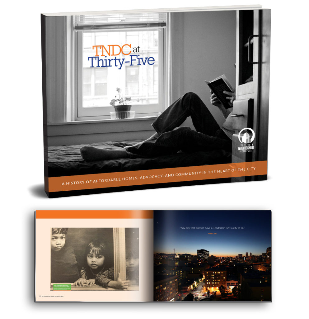 TNDC Publishes Free E-book, Provides a History of the Neighborhood and Its People