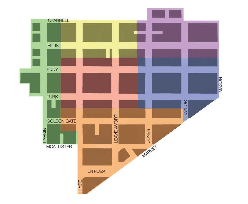 Micro Neighborhood Map