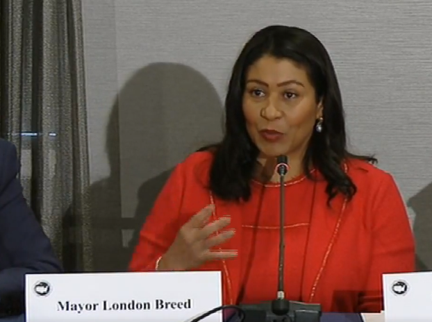 Video:  Watch Mayor Breed at the Conference of Mayors