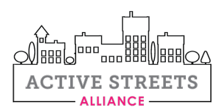 Active Streets Alliance is a 501(c)3 that aims to support more equitable access to our community's public space by promoting active transportation modes, producing community events that highlight the social and economic benefit of our streets, advocating for street policy, and promoting STEAM education for K-12.