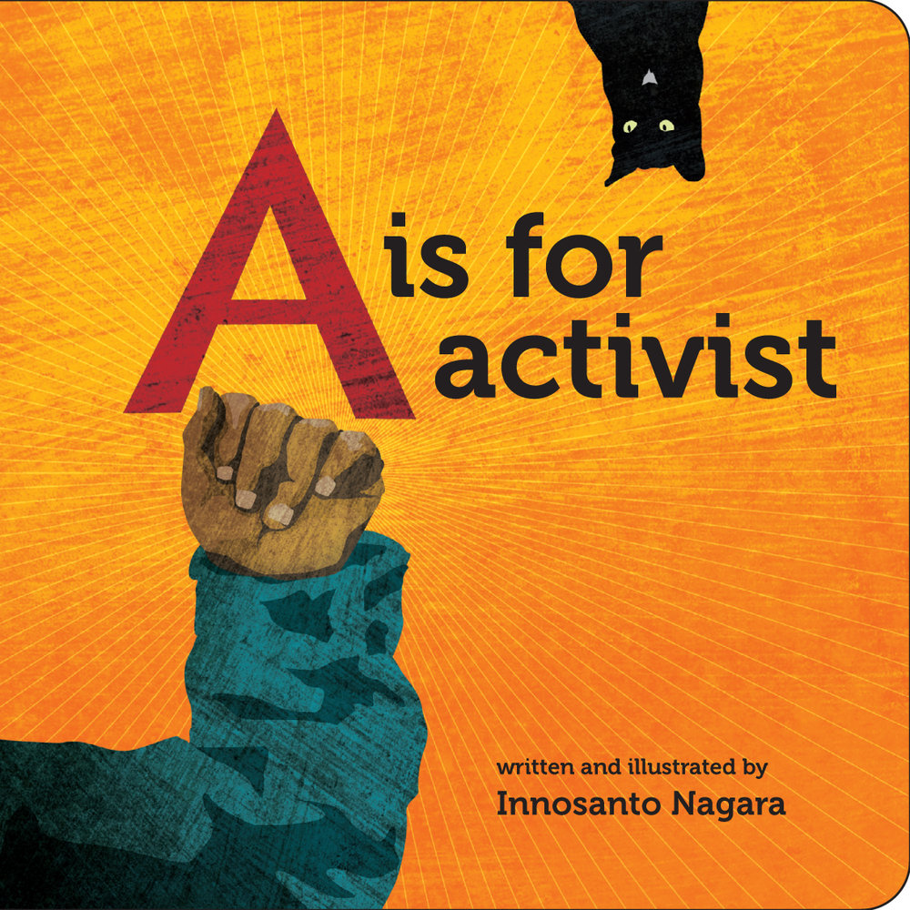 A-Is-For-Activist-Baby-Book