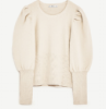 full sleeve sweater  $59.90