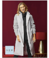 Knitted Sleeve Coat $132.49