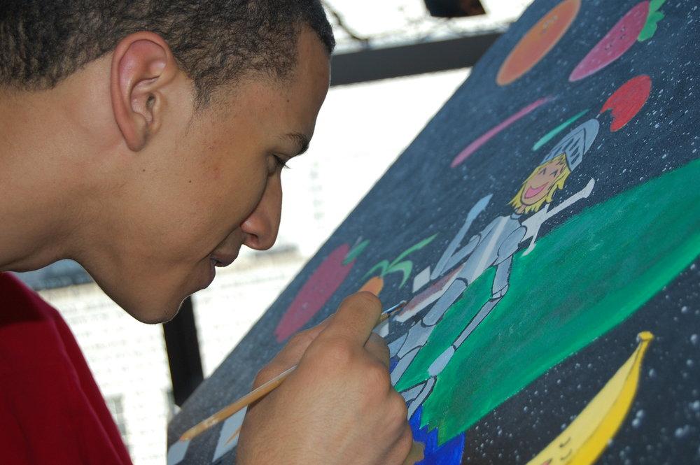 Julian painting1.JPG