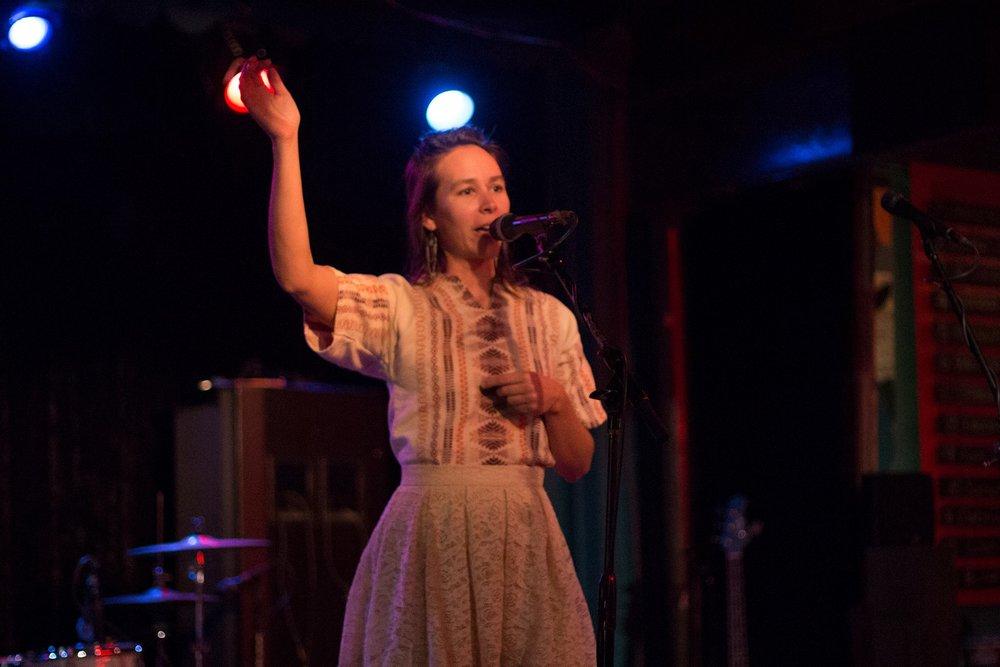 Marie DeNoon | photo by Leah Jones