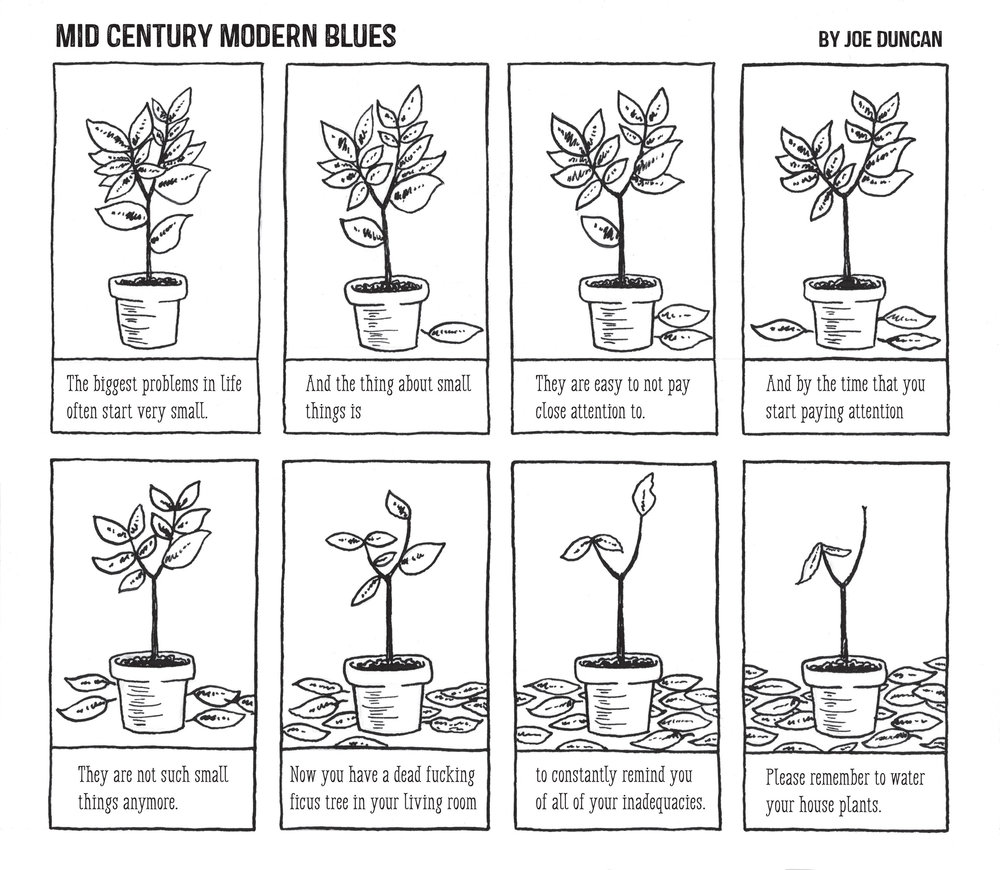 Joe Duncan,  Mid-Century Modern Blues