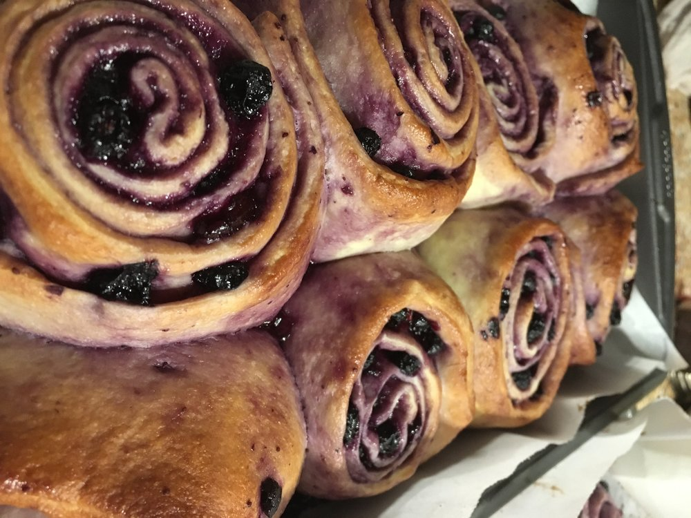 Behold these pre-frosted miracle rolls. Now go get baking!