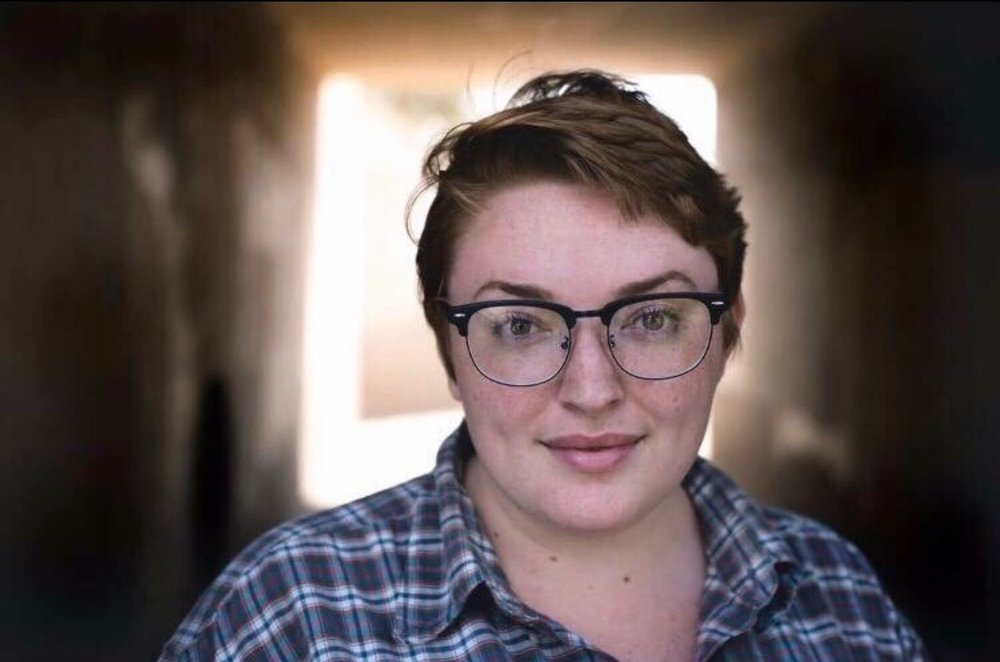Kayla DePretto  {they/them}  music, poetry   Kayla is a Denton based singer/songwriter, currently studying jazz at UNT. Their passions include animals, cooking for literally anyone who comes over, and going to queer events whenever possible.   Instagram