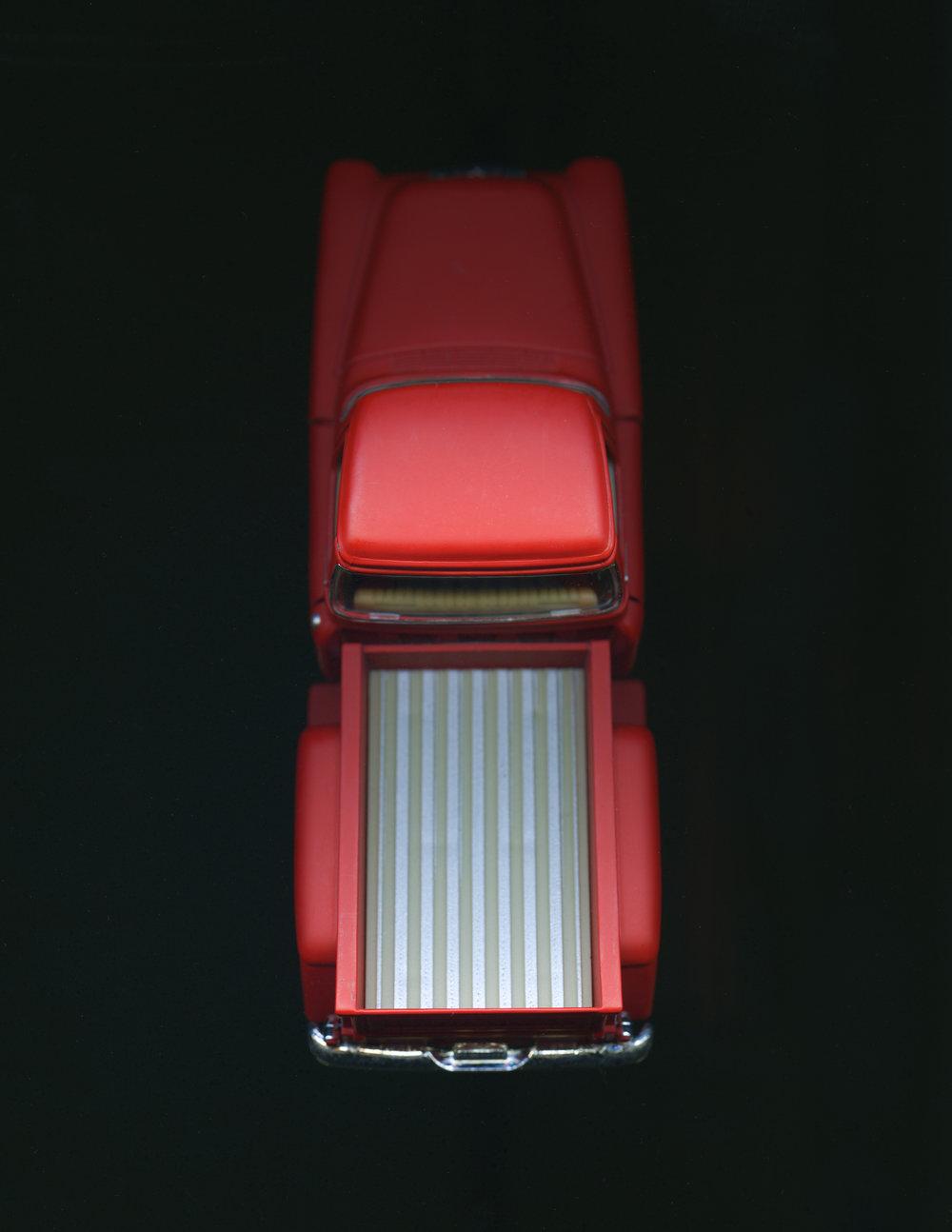 Cruising, 2018  ( Toys  Series): archival pigment print