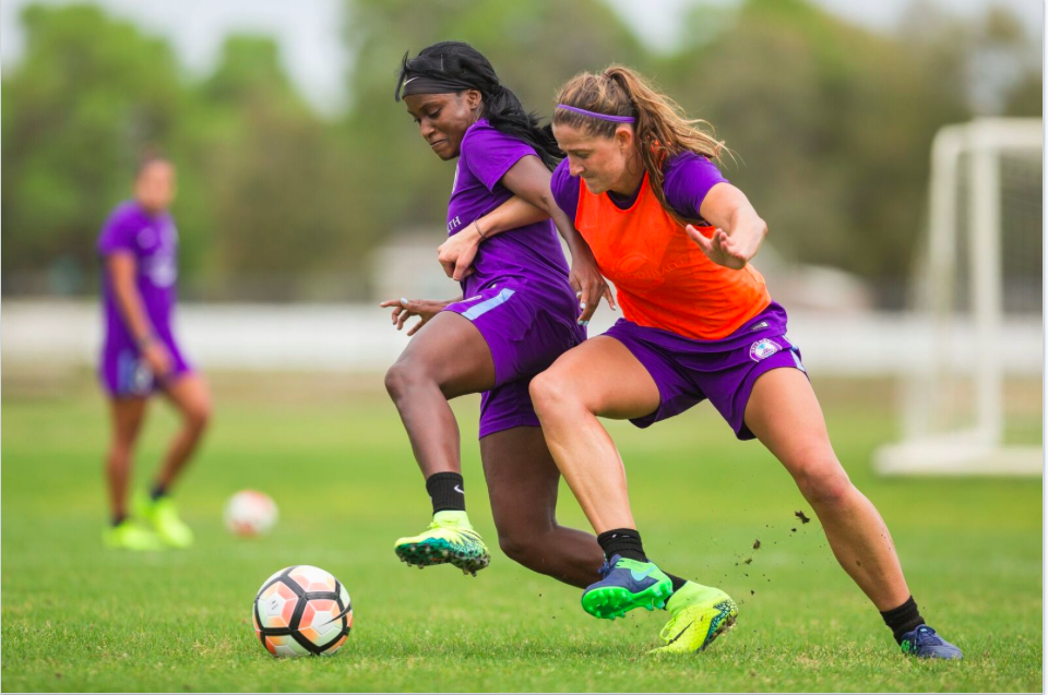 PC: Orlando Pride COMING HOME: Like so many, Chioma Ubogagu finds her place in The City Beautiful. Read more here