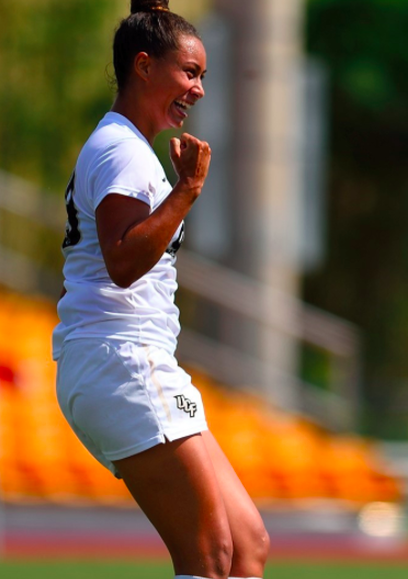 PC: UCF Athletics Carol Rodrigues: UCF's Star Striker Read more here