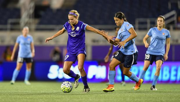 DANI WEATHERHOLT: In a rare moment of consensis amongst women's soccer experts, Dani Weatherholt was projected to not be drafted in the 2016 College Draft. (except WoSo Weekly, of course. No seriously). Read more here