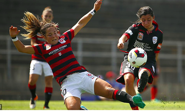What if I told you that there was a 23-year old UNC standout available on Thursday? What if I told you she also has experience beyond the AAC, training and playing professionally in Germany, Cyprus, and in Australia's W-League? hat if I also mentioned that she is one of the most tenacious and fittest midfielders ready for the taking?  Interested yet? Read more about Paige Nielsen here