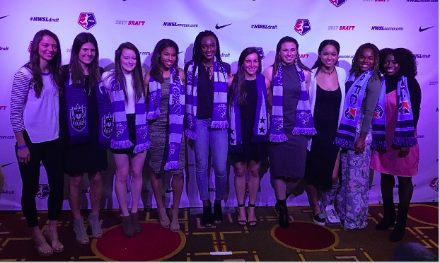NWSL First Round Draft Picks