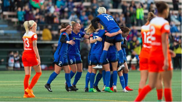 Sky Blue v. Seattle Reign