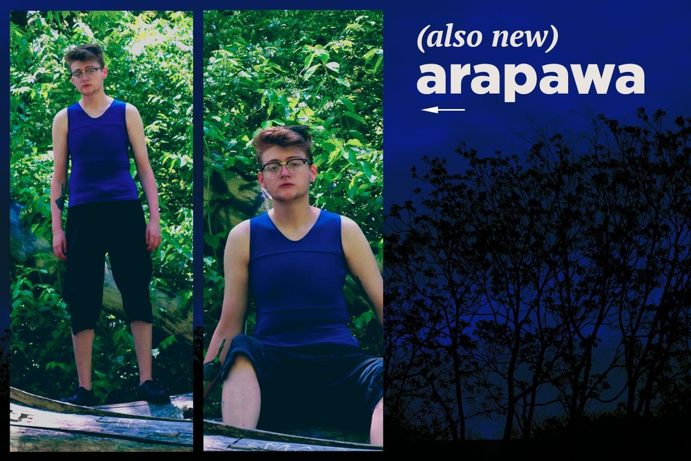 (also new) arapawa