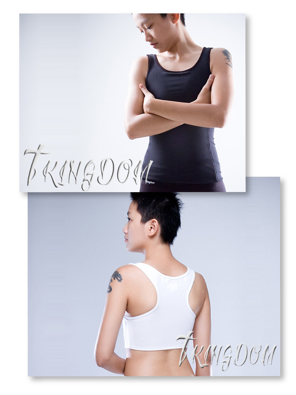 T-Kingdom - T-Kingdom is another brand carried on LOVE BOAT, based in Taiwan. Styles range from $45-80 and are comfortable and tight.That being said we recommend these for smaller to medium bodies and chests, but don't recommend these for much larger (again, Asian sizing conventions here).These are often called