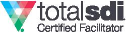 Sarah is a Total SDI certified facilitator -
