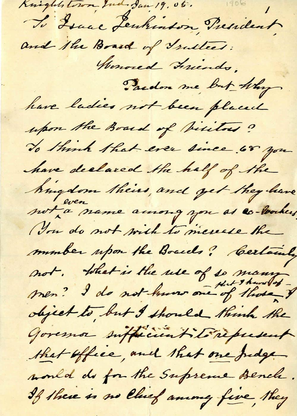 Indiana University Archives