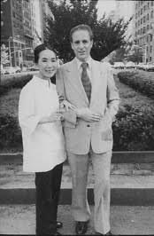 Michi and Walter Weglyn