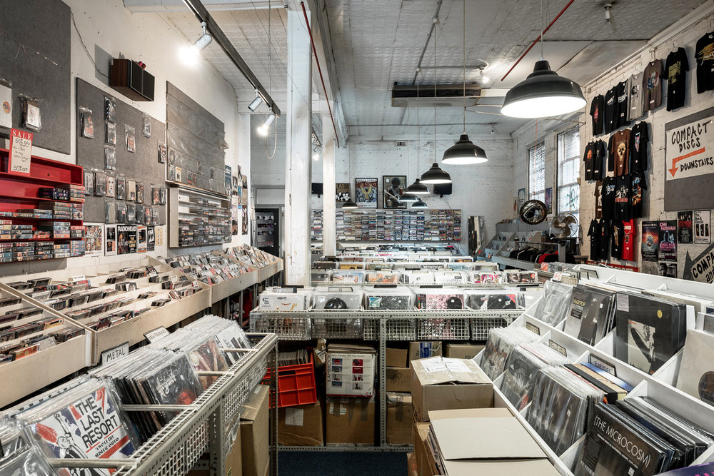 Dada's Records - 36 Pier Street, PerthDada's Records is one of Australia's longest standing independent record stores,with the largest selection of new vinyl in the Southern Hemisphere.For more information visit the Dada's Records website