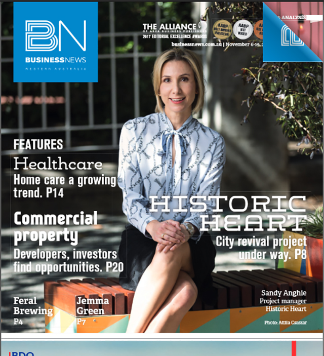 Historic Heart Business News