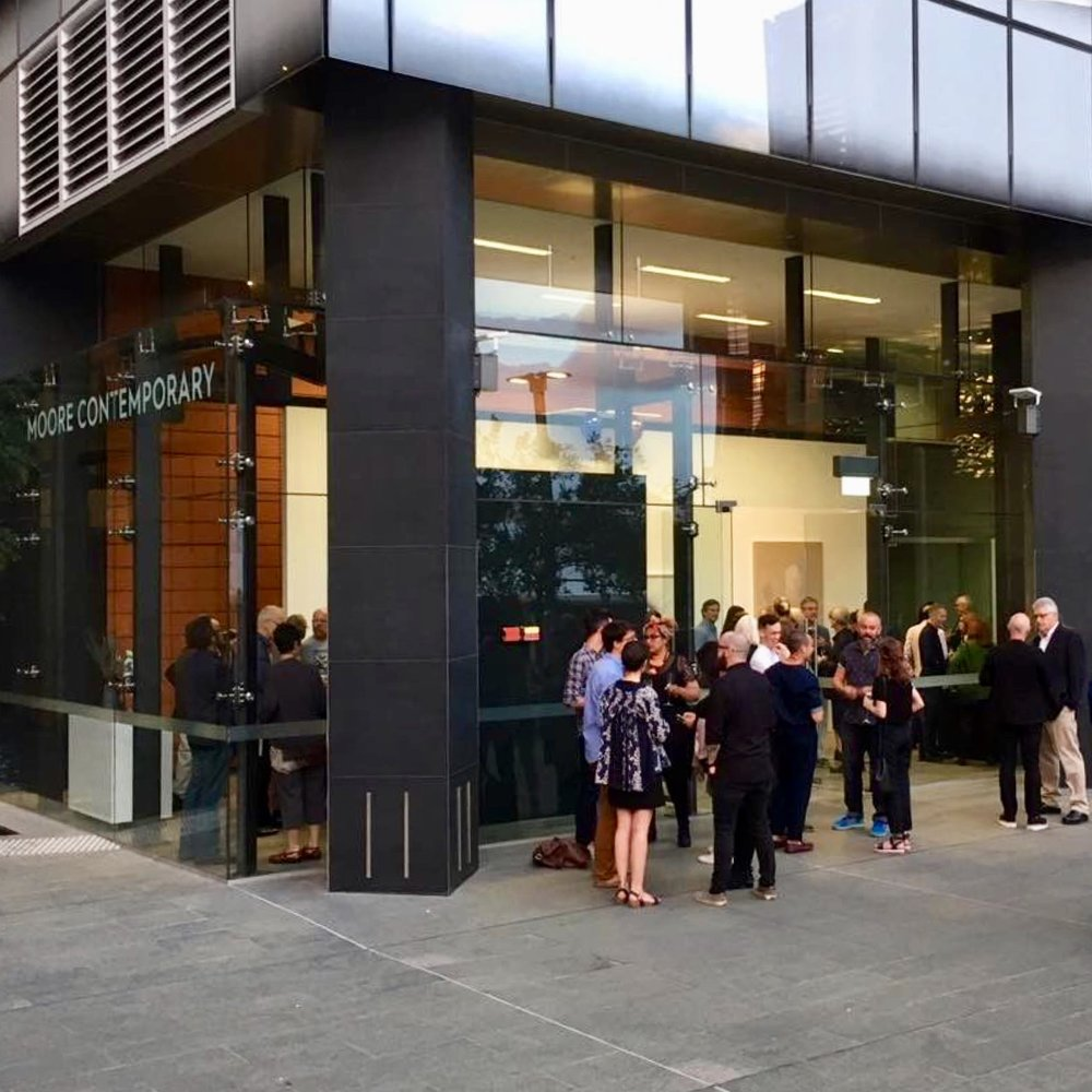 Moore Contemporary - Cathedral Square, PerthGallery Open 11am – 5pm Wednesday to FridayOpen Saturday 11 – 4pmMoore Contemporary is an Art Gallery and Project Space committed to the presentation and promotion of Western Australian and International contemporary art.Founded and directed by Margaret Moore, Moore Contemporary offers a distinctive program of projects that includes solo exhibitions and curated selections of work providing wide-ranging access to significant contemporary art for both collectors and interested audiences.Moore Contemporary also offers consultancy in curatorial and arts management services.For further details see Moore Contemporary on Instagram