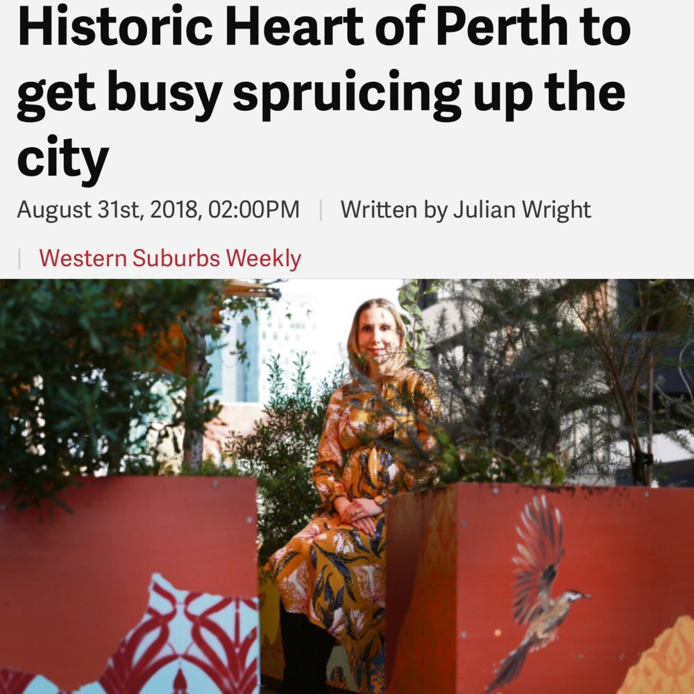 Historic Heart Western Suburbs Weekly