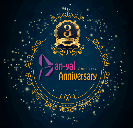 An-yal 3rd anniversary
