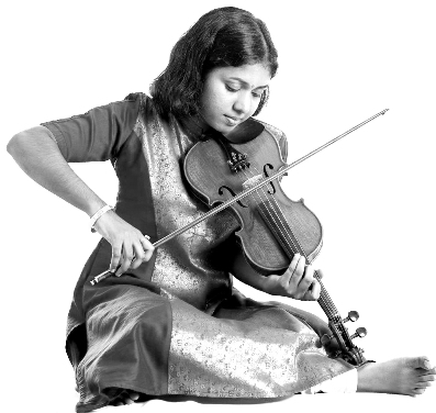 Minimum 3 Participants - North and South Indian music in staff notation to whet the appetite of discerning western violin players.This one week summer camp which gives a preliminary guide to posture, tone, tuning, and ornamentation for Indian Violin.To enroll, all students must have mastery of the violin at or above the intermediate level.