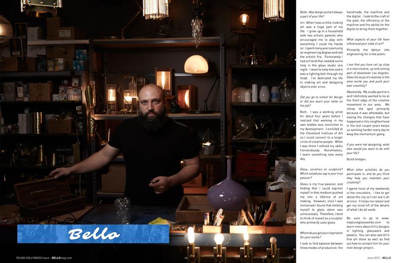 Bello Magazine - June 2015