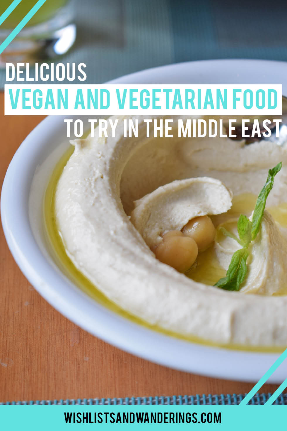 Falafel, hummus and beyond: There are so many delicious foods served in the Middle East and North Africa, and many of them are plant-based! Here are some common vegan and vegetarian friendly foods to try on your travels in the region.
