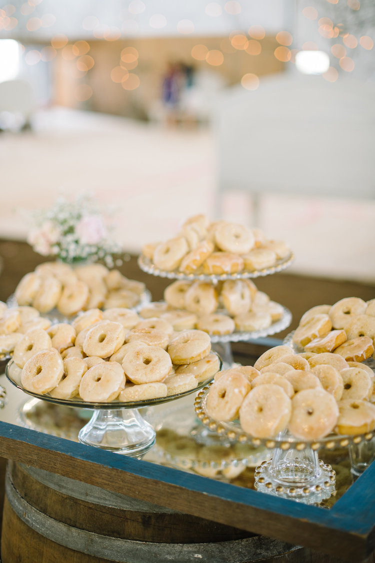 Top Wedding Trends for 2018 – Celebrants, Doughnut & Glass Marquees ...
