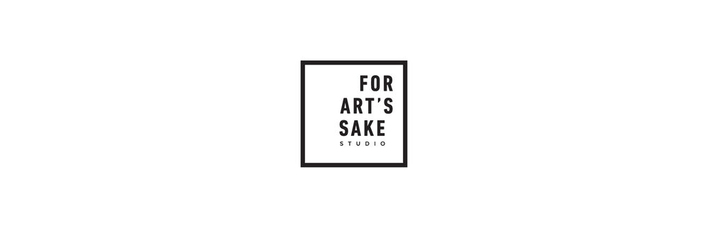 For Art's Sake Studio | Bali, Indonesia | Creative Agency | 2018