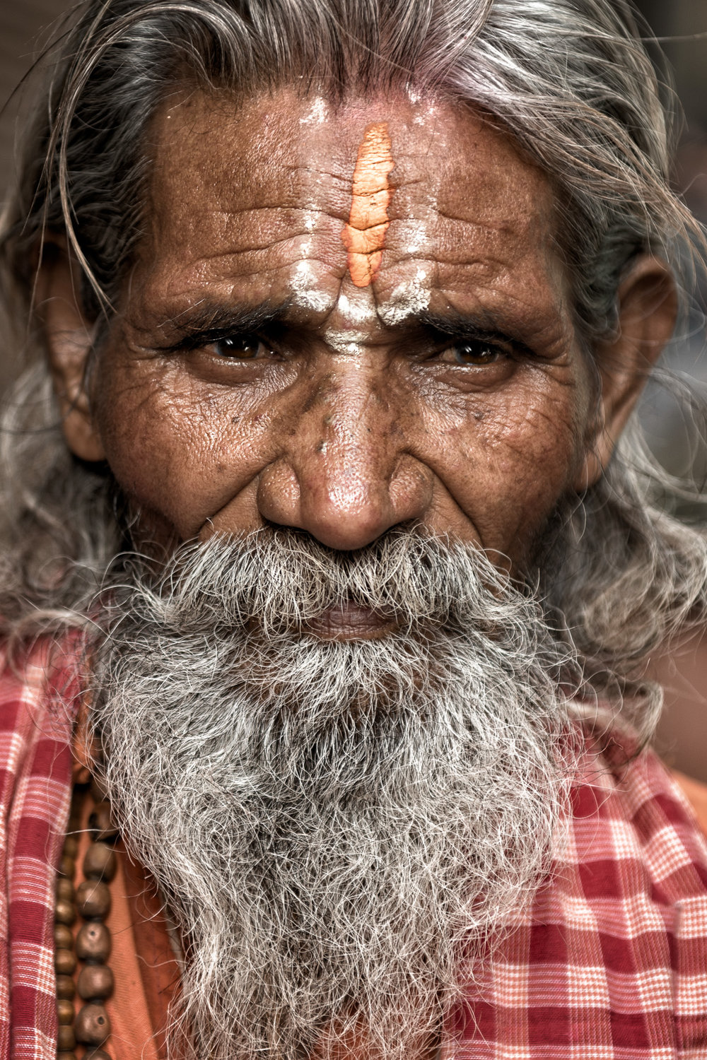 Old Indian Man
