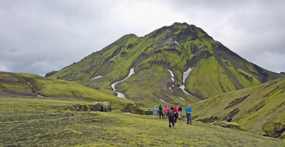 Icelandic Lava Trek NSPCC