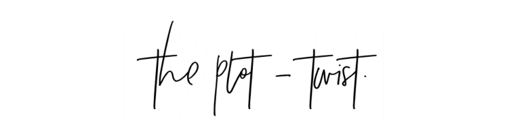 THE PLOT TWIST // SAMOSBISTON.COM