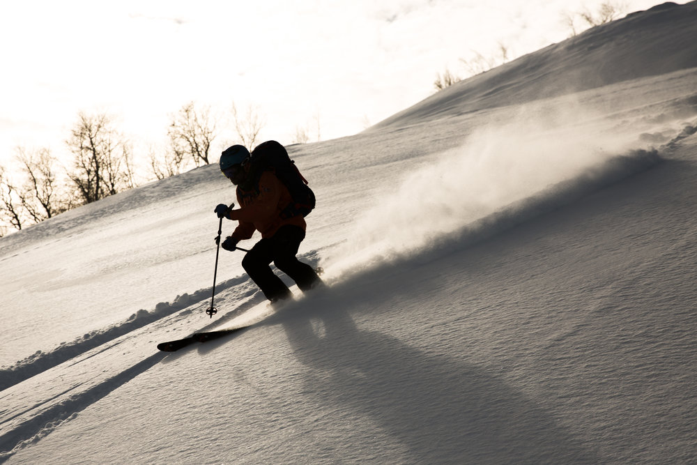 God skiteknikk gjev glede på tur!