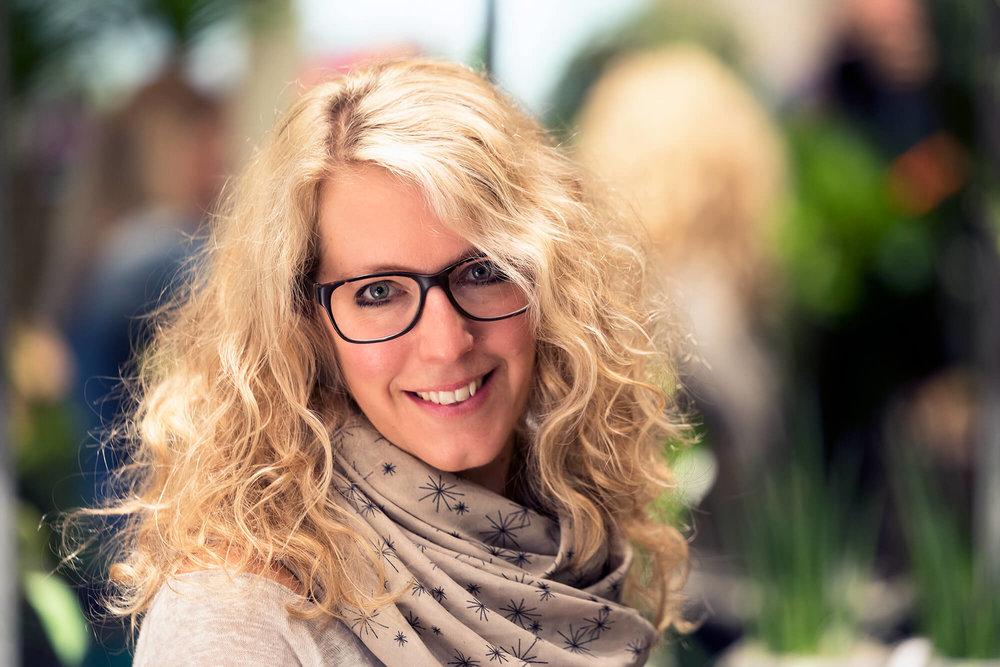 Corinna Fetzer, Floristin