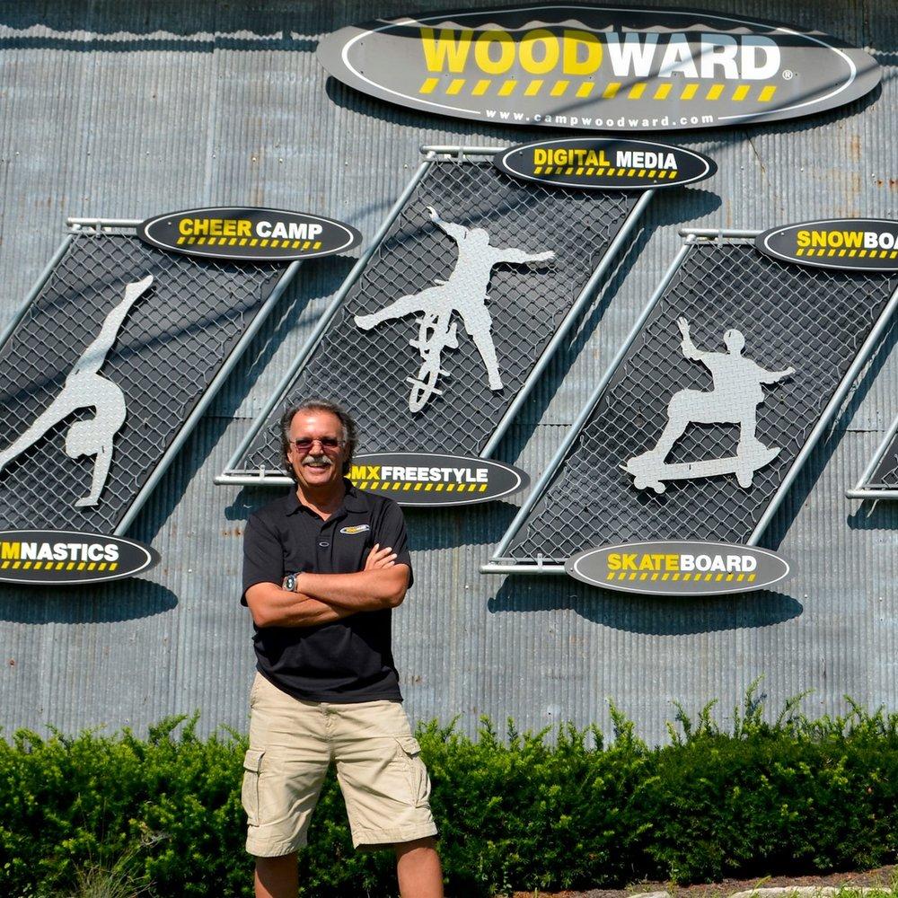 Gary Ream - Camp Woodward