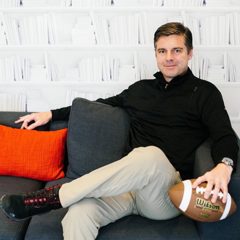 John West - CEOWhistlesports
