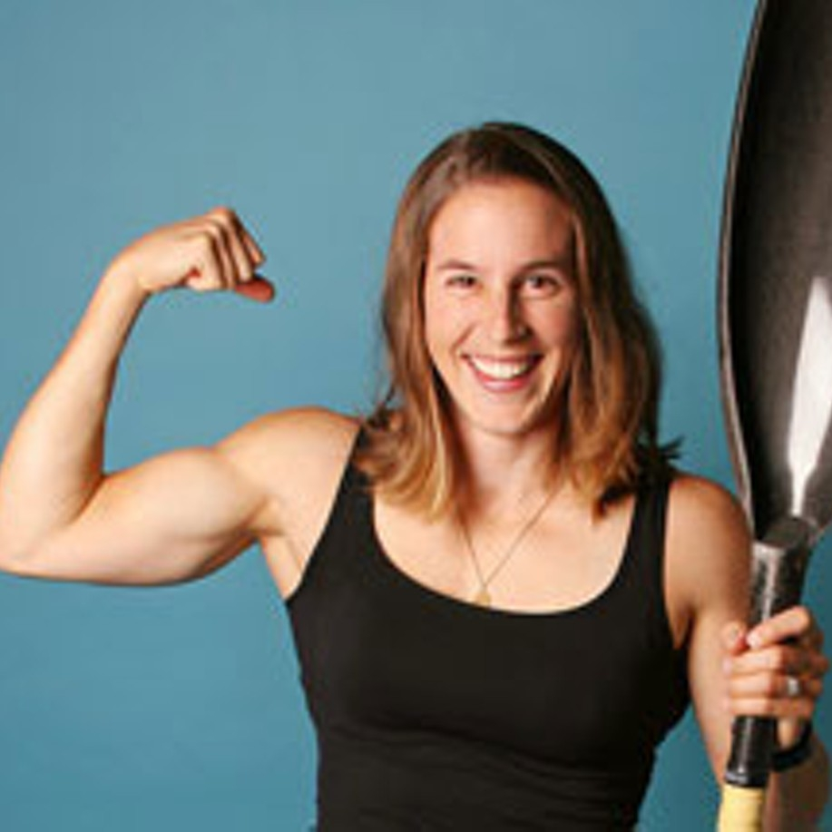 Karen Furneaux - Olympian and World Champion Kayaker