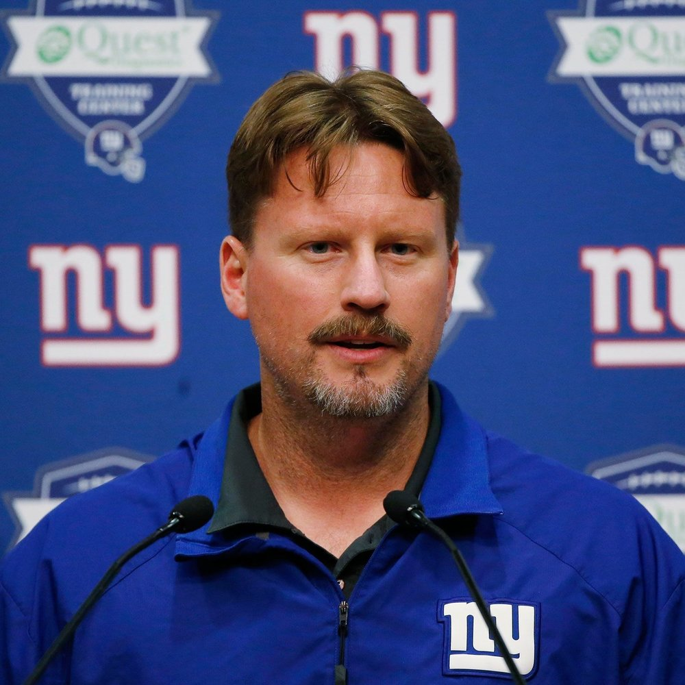 Ben McAdoo - Coach New York Giants