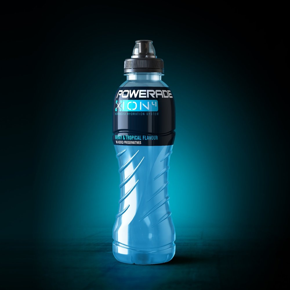 POWERADE - Hydration Matters