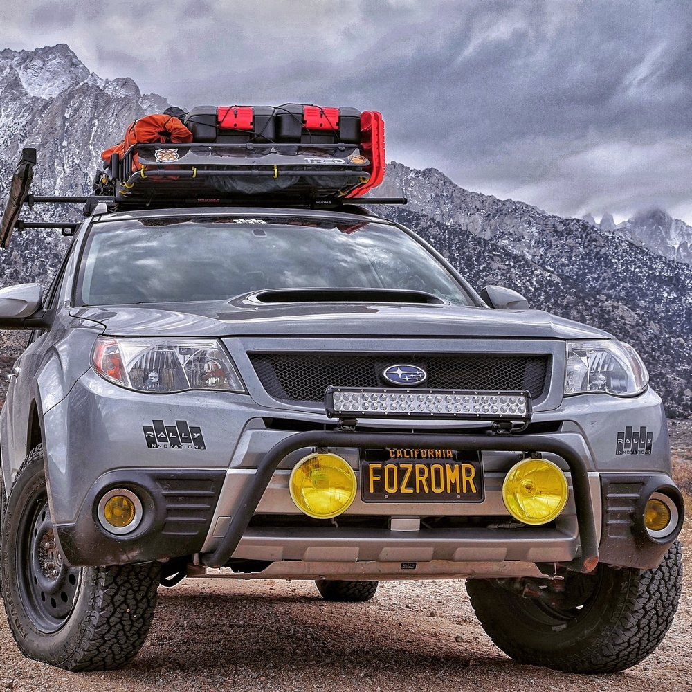 SUBARU - Off-Road