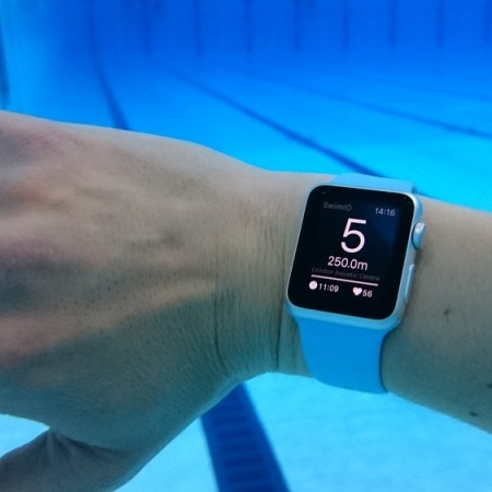 Biometrics -  Apple Watch