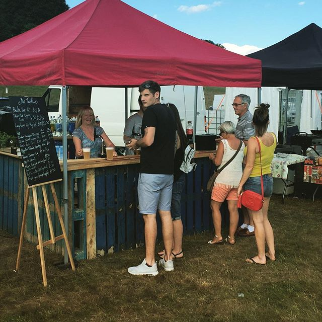 We had a brilliant day at Fete In The Park yesterday! Our thanks to those who dedicated their time to organising and tending the event, and to the public of #Petworth who all came to support on the day! #summer #fete #summersun #event #bar